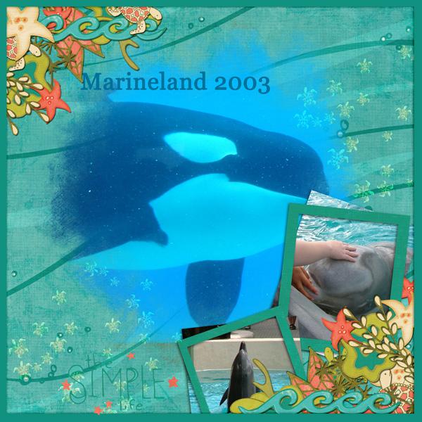 Marineland 2003