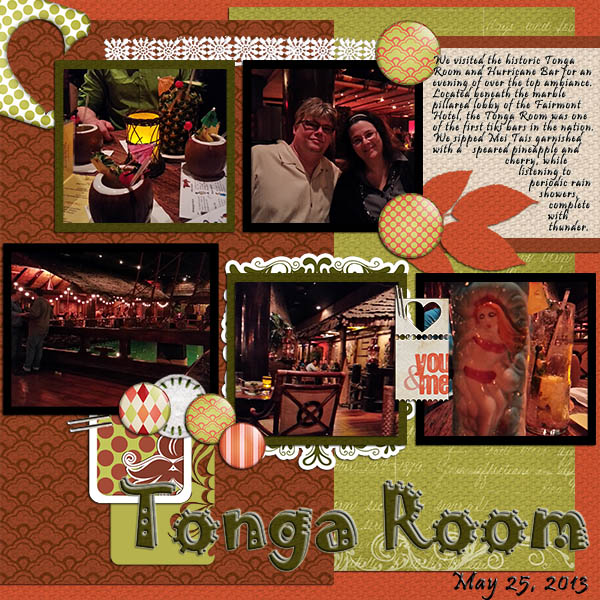 mini kit 2013-05 - Tonga Room
