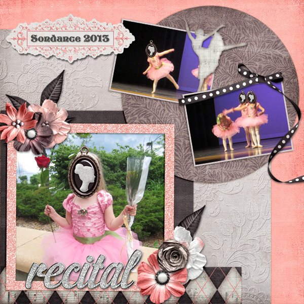 Mix It Up Challenge June 2013