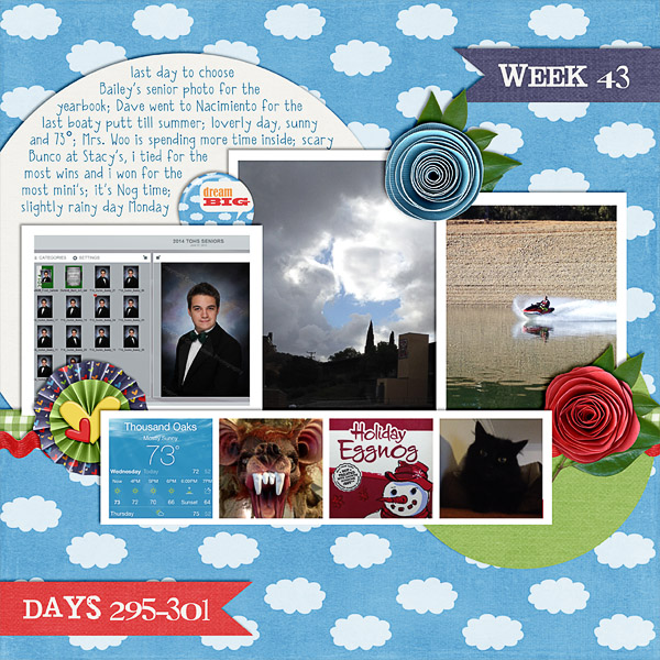 2013 - Week 43