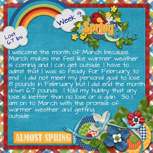 March 2013 - Week 9