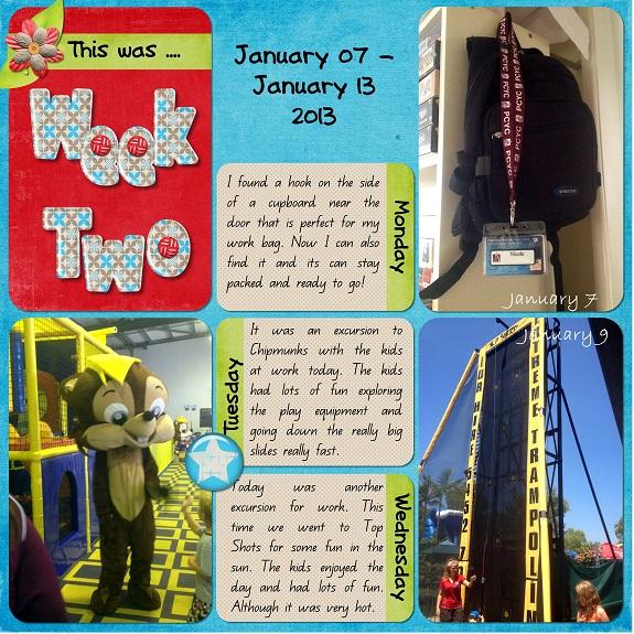 Week 2a 2013