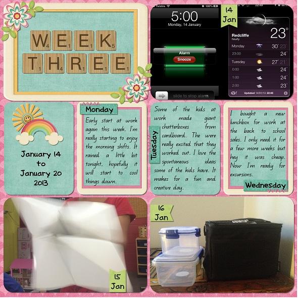 Week 3a 2013