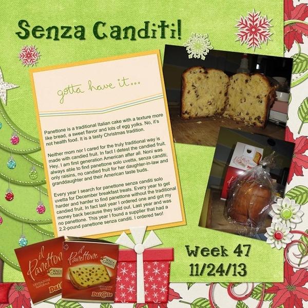 Wee 47 - Senza Canditi