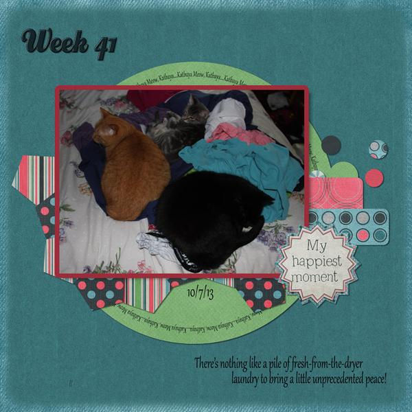 Week 41 - Katbaya