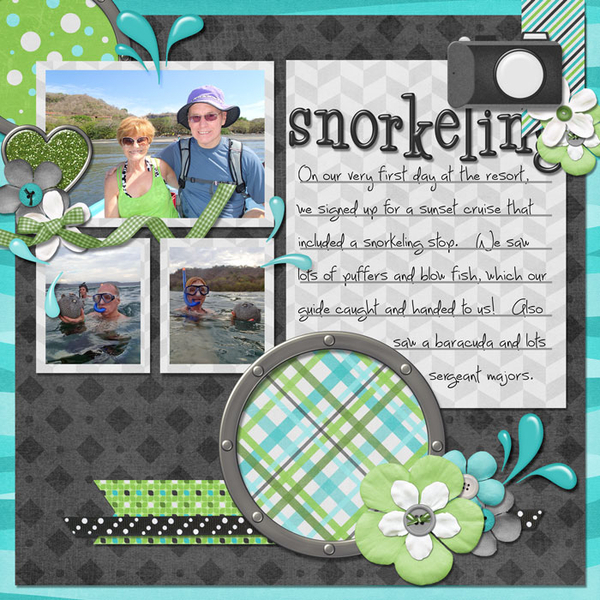 Week 9 Snorkeling
