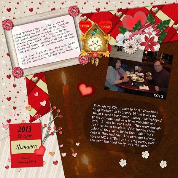 52 topix, Week 7 – Romance,  page 1