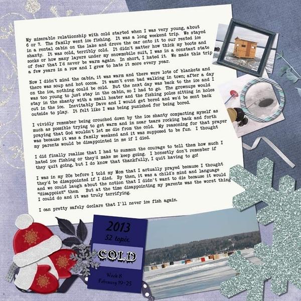 52 topix, Week 8 – Cold, page 1