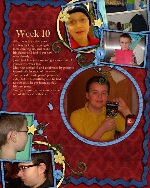 week 10