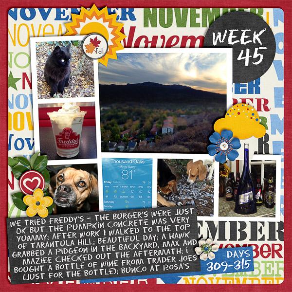 2013 - Week 45