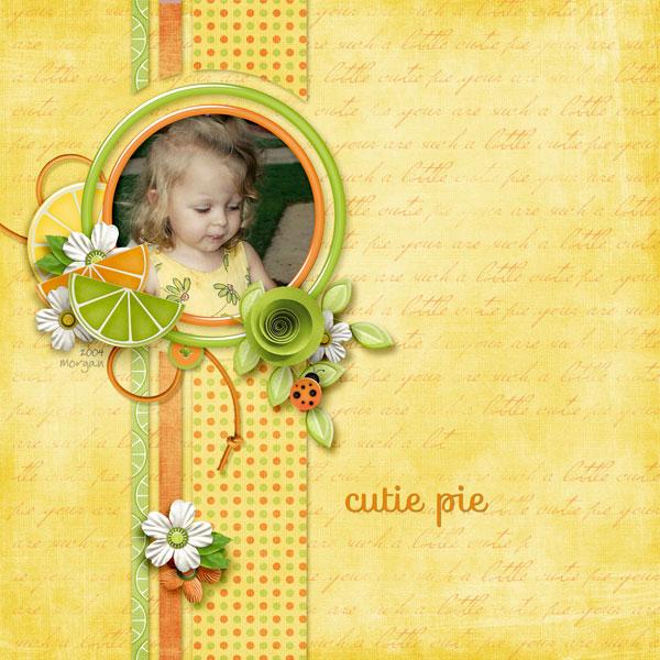 Cutie Pie_Morgan_2004