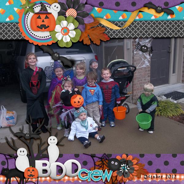 2012 Boo Crew