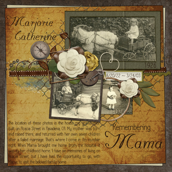 Remembering Mama