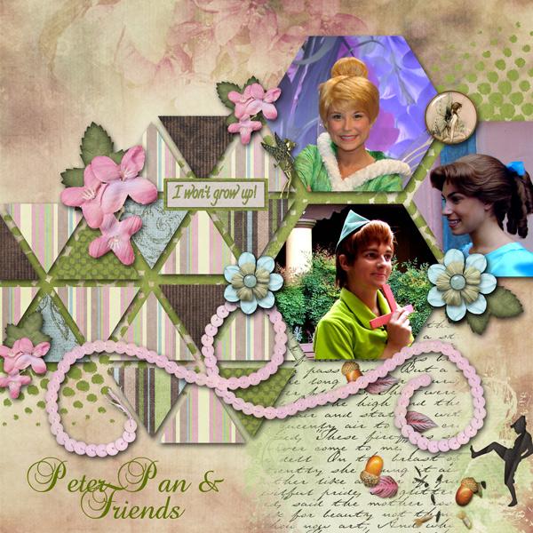 Peter Pan & Friends