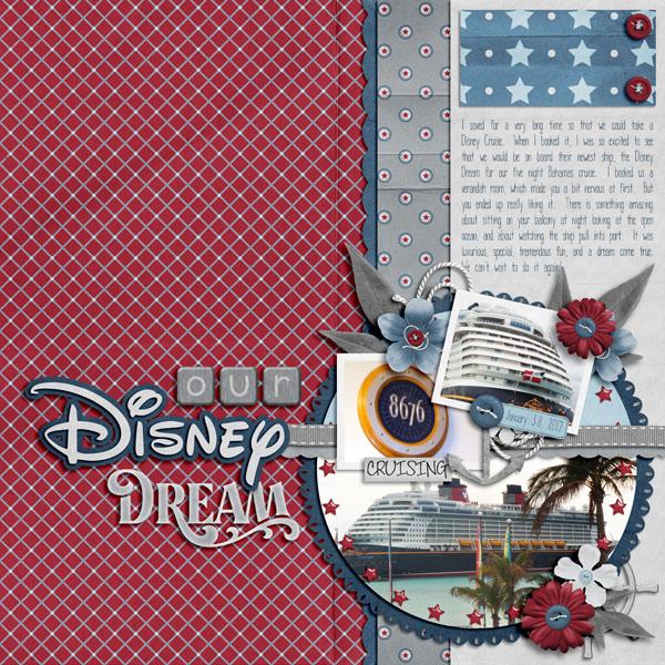 Our Disney Dream