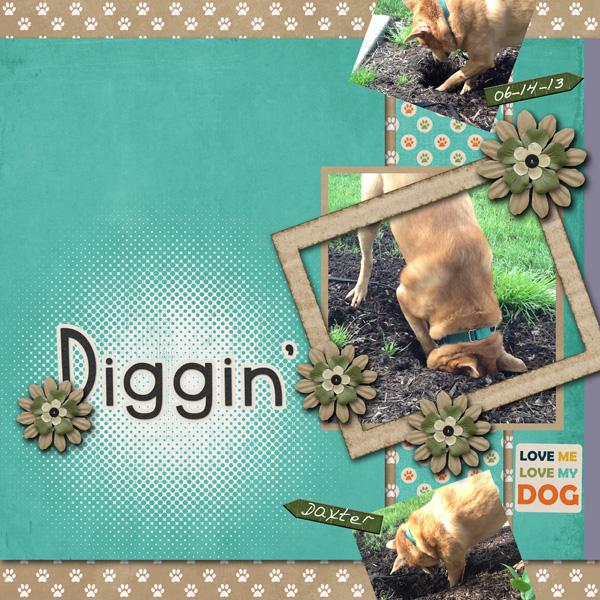 Diggin'