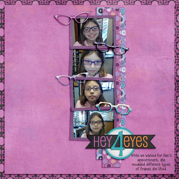 Hey 4 Eyes