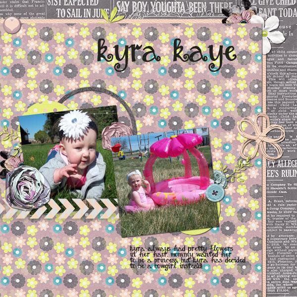 Kyra Kaye