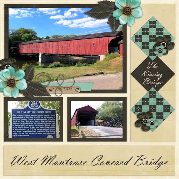 Montrose Covered Bridge