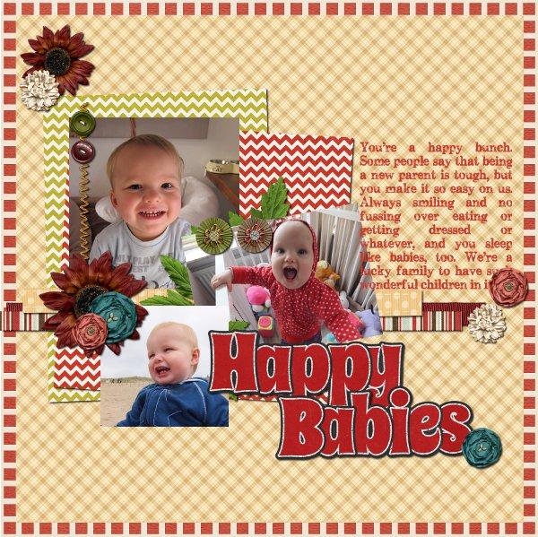 Happy Babies