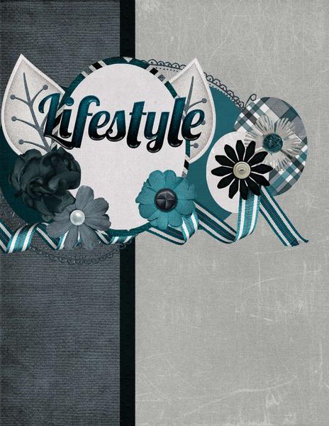 Lifestyle Binder