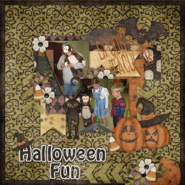 Spook Tacular Halloween Fun