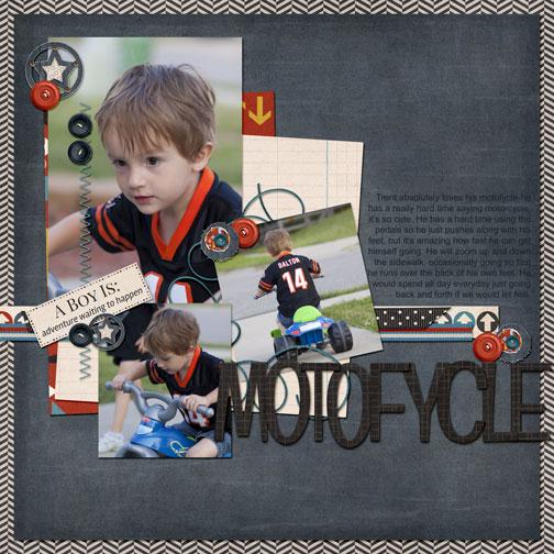 Motofycle