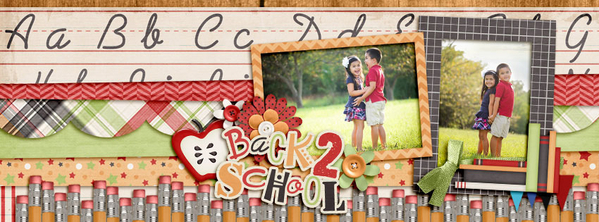Back to School FB timeline cover
