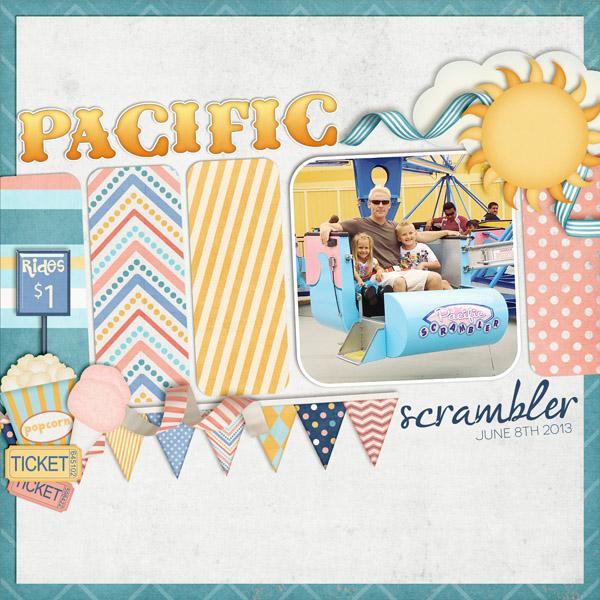 Pacific Scrambler
