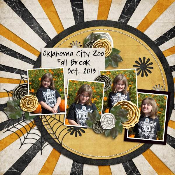 Fall Break at the OKC Zoo