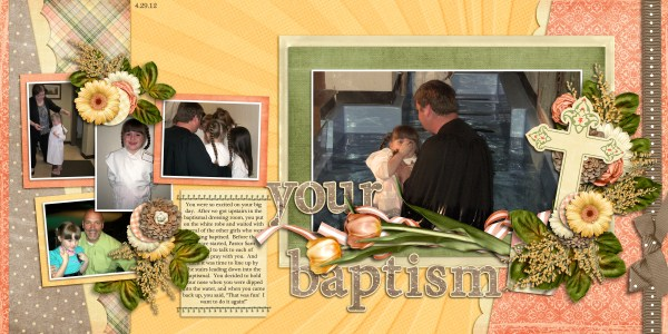 Your Baptism