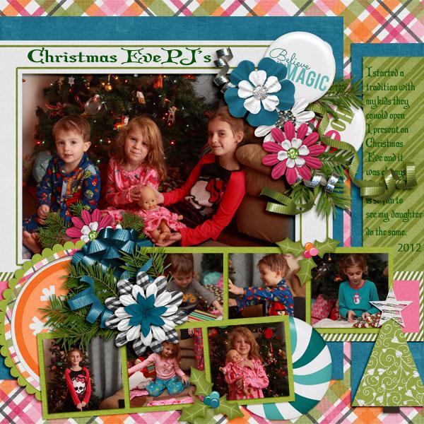 Christmas Eve PJ