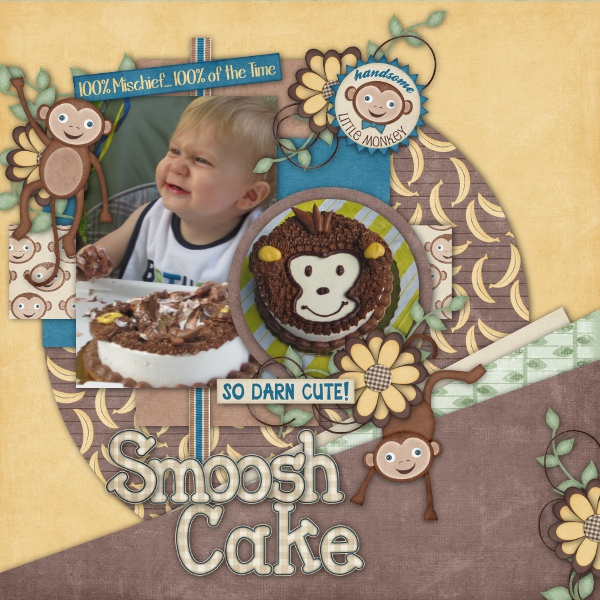 Smoosh Cake