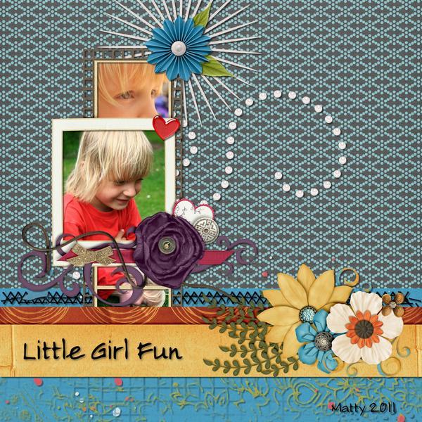 Little Girl Fun