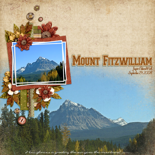 Mount Fitzwilliam