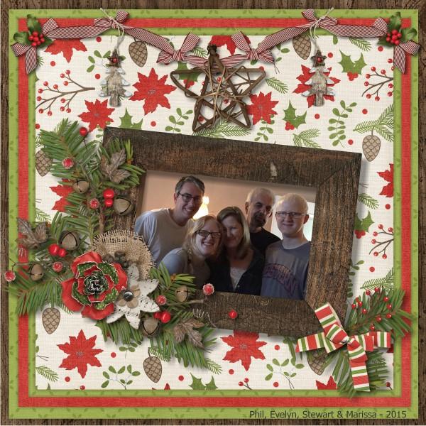 A Holiday Family