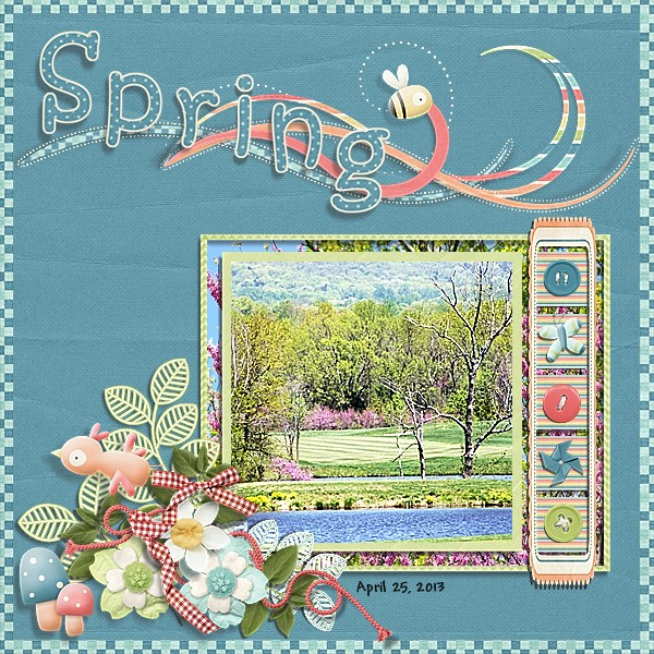 Spring April 2013