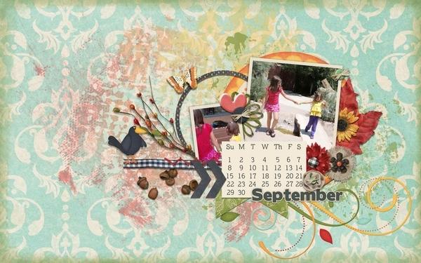 August Desktop Challenge