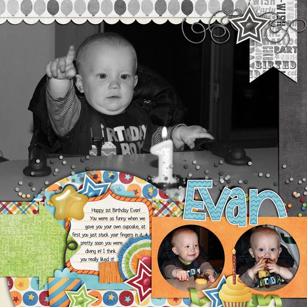 Evan's 1!