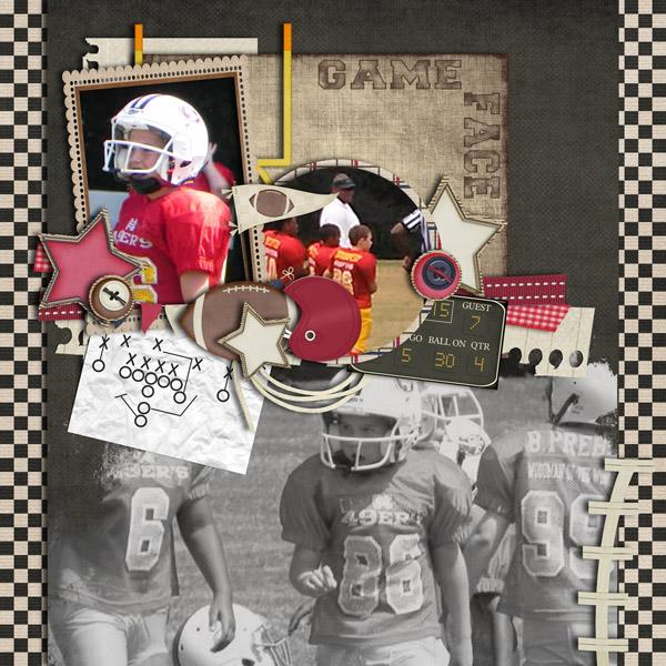 "Jake Football ""13"