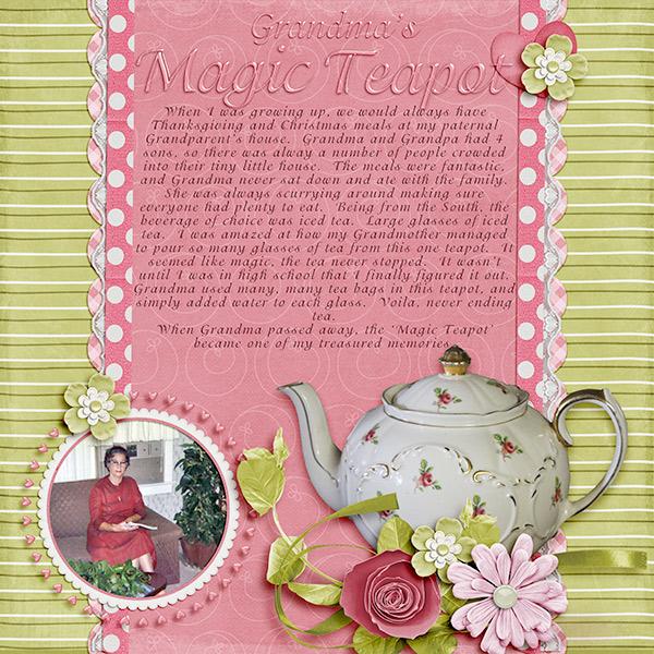 Magic Teapot