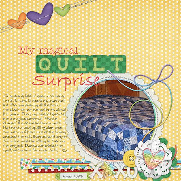 Magic Quilt Surprise