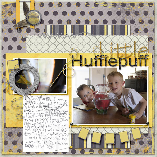 Little Hufflepuff