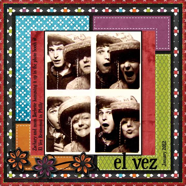 2012 01 Barb & Zac El Vez