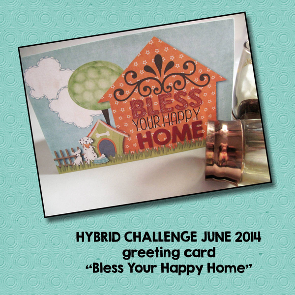 CARD Bless Your Home