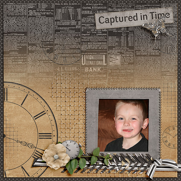 Captured In Time