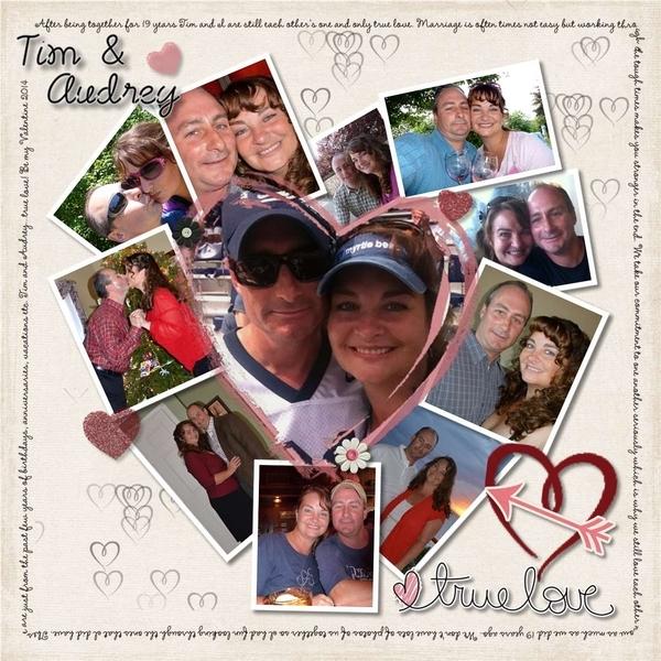Tim & Audrey