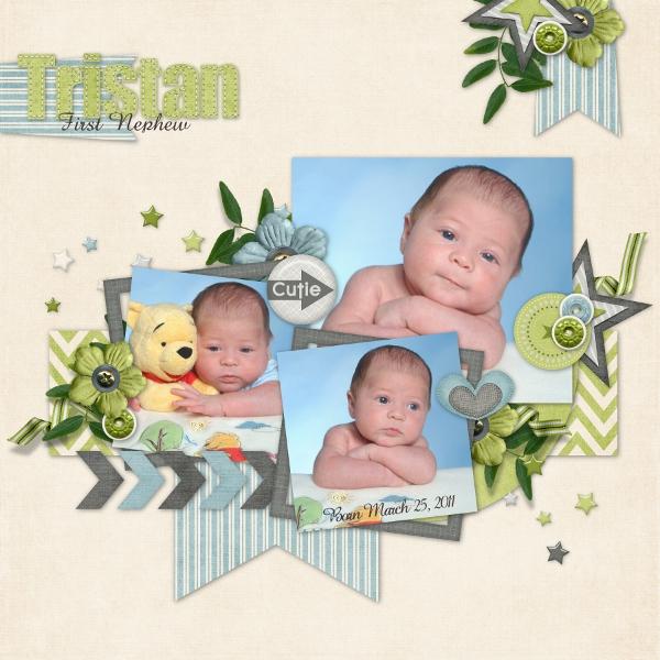 First Nephew