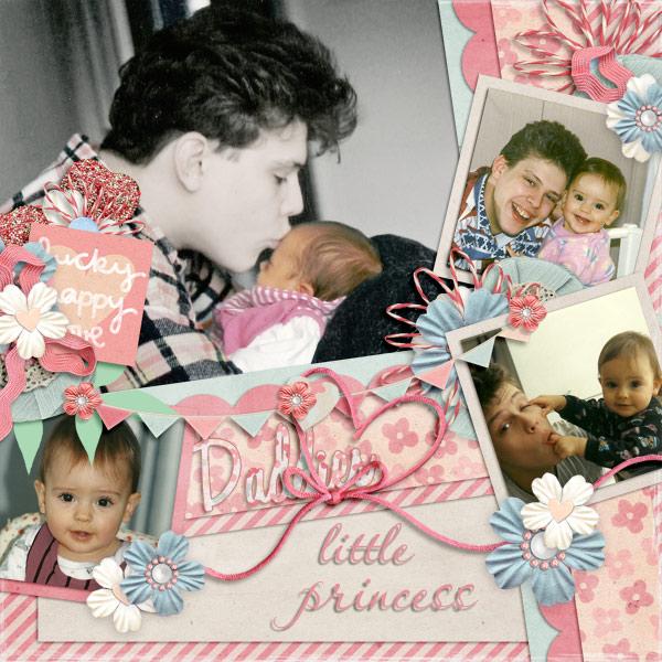 Daddies little princess