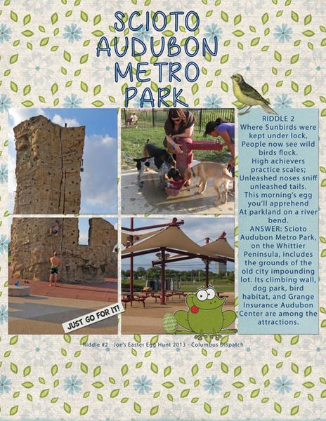 Scioto Audubon Metro Park